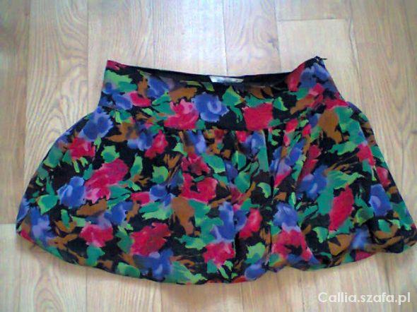Spódnice mini floral