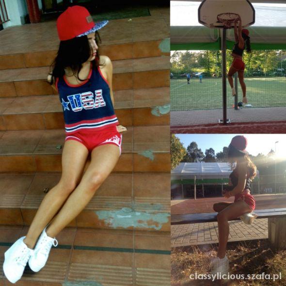 Blogerek Basket Girl