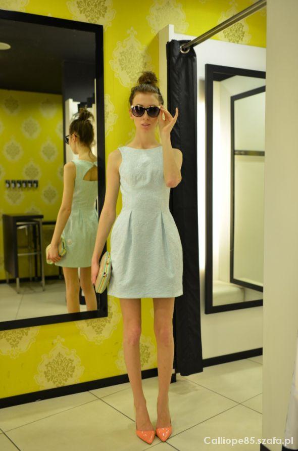 Sukienka miętowa mohito 40