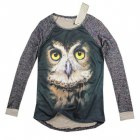 bluza sweterek sowa