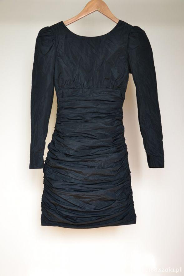 Sukienka z odkrytymi plecami Mango Ubrania na imprezy w