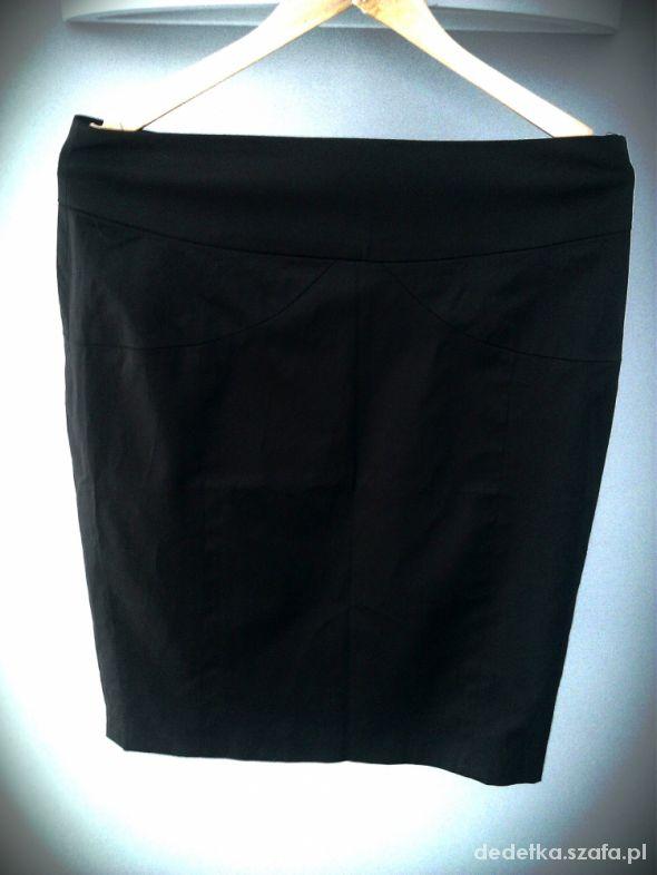 Spódnice Elegancka czarna reserved