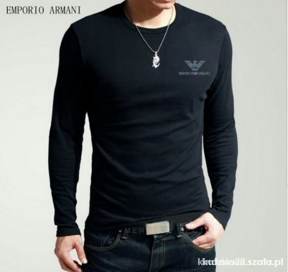 bluzka Emporio Armani