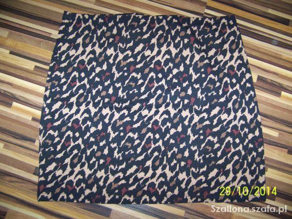 Spódnice Mini w panterkę