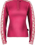 DALE OF NORWAY koszulka base layer pink różowy