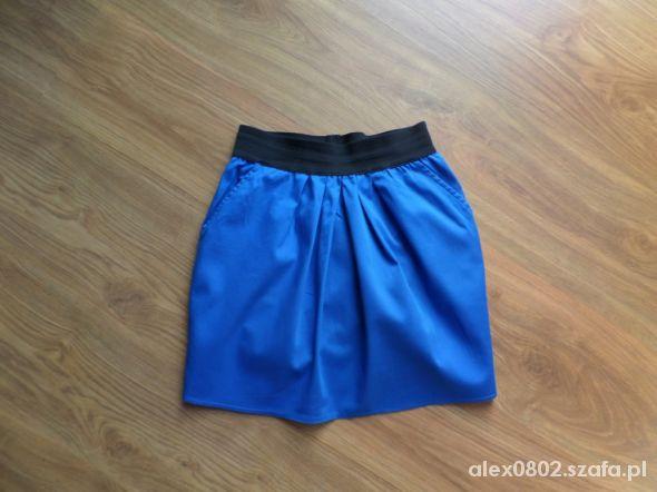 Spódnice kobaltowa ESKA