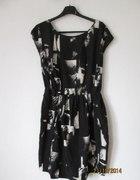 sukienka z kieszeniami XL Miss Selfridge