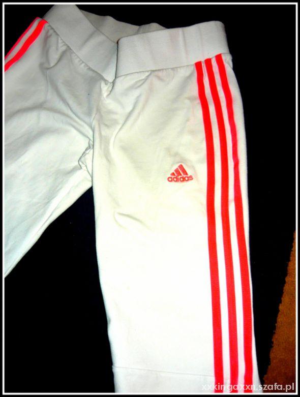 podgląd zniżka szybka dostawa Białe dresy Adidas r 36 w Dresy - Szafa.pl
