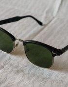 Okulary przeciwsłoneczne Nerdy zielone