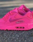 Air max rozowe pink...