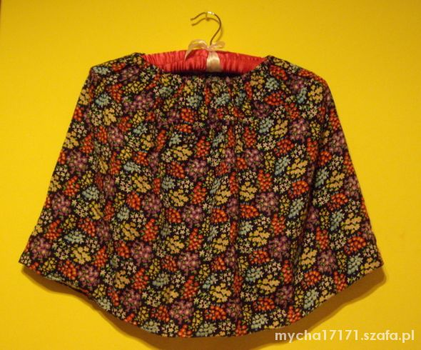 Spódnice Kwiatowa spódnica