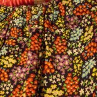 Kwiatowa spódnica