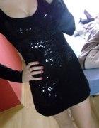 Sukienka mini cekiny