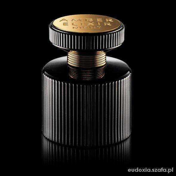 Kosmetyki amber elixir night edp