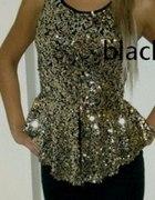 Sukienka z baskinka S cudo
