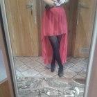 SLiczna rozowa spodnica