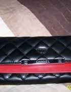 portfel pikowany chanel