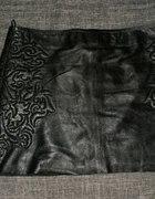 Skórzana spodniczka Zara