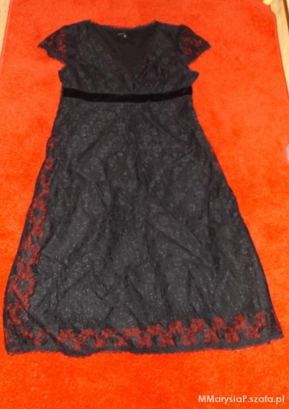 f30bd74a82 Koronkowa sukienka 46 KappAhl w Suknie i sukienki - Szafa.pl