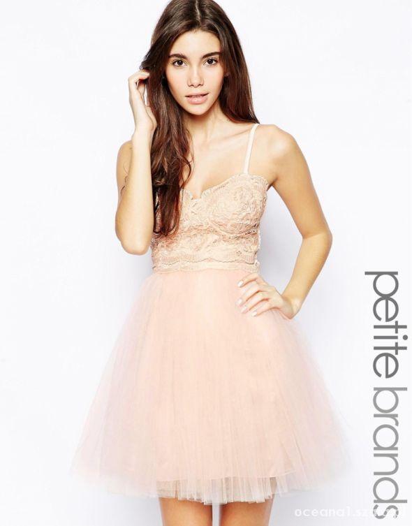 Sukienka tiulowa tutu LITTLE MISTRESS 38