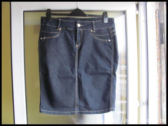 Spódnice NOWA spódniczka jeansowa XL