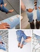 spodnie rozmiar 38