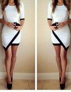 Sukienka elegancka SML