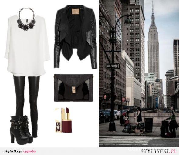Mój styl NEW YORK