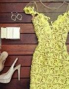 Bardzo elegancka sukienka