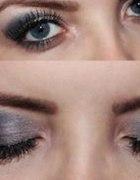 Studniówkowy makijaż