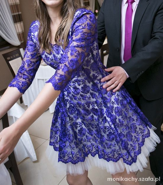 Wieczorowe Sukienka idealna