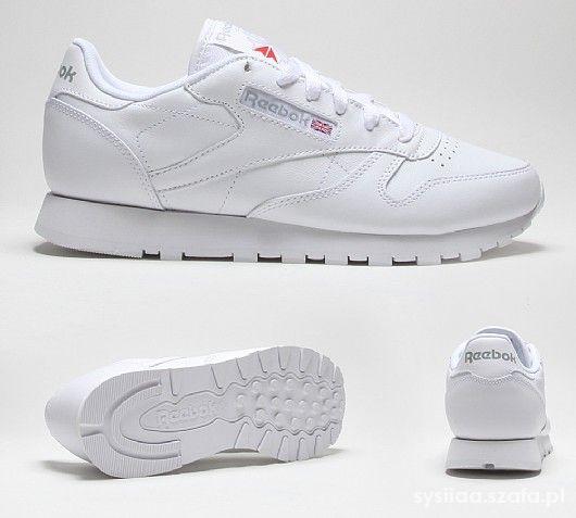 Obuwie Reebok Classic White