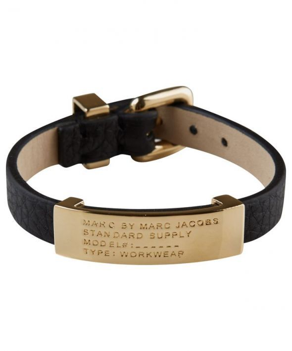 Biżuteria bransoletka marc jacobs