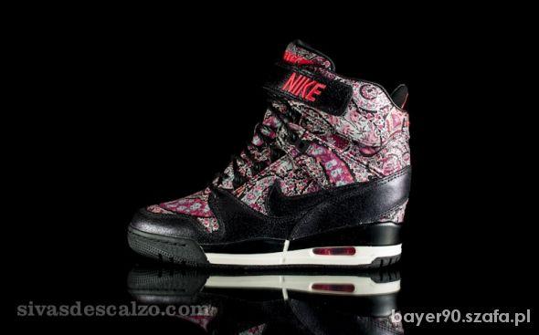 watch 3618d d59a9 Nike Air Revolution Sky Hi Liberty