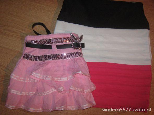 Spódnice 2 spódniczki