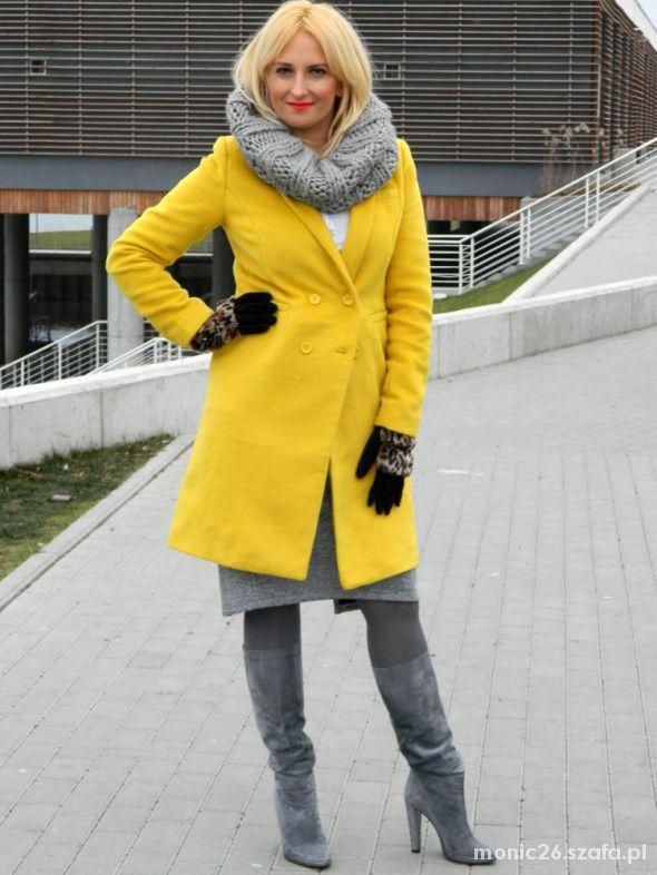 Blogerek Żółty