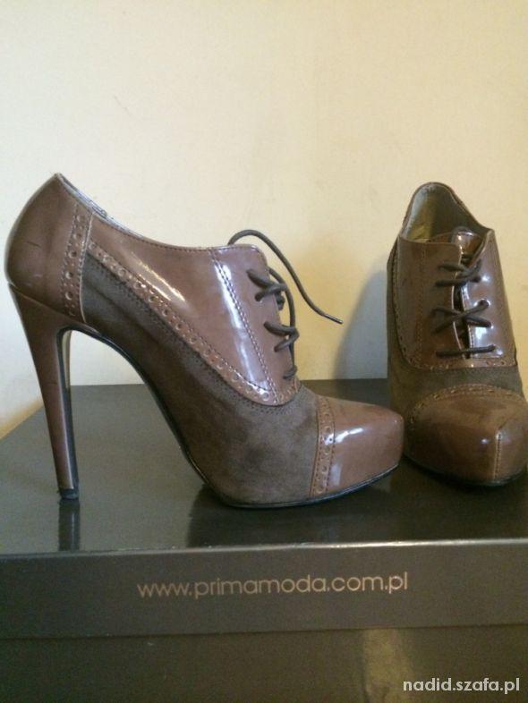 Botki Prima Moda w Botki Szafa.pl
