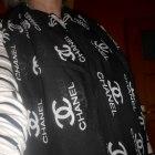 Nowa Chanel chusta szal apaszka
