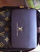 Louis Vuitton nowa ciemny brąz super cena