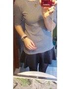 sukienka dresowa falbanka NOWA