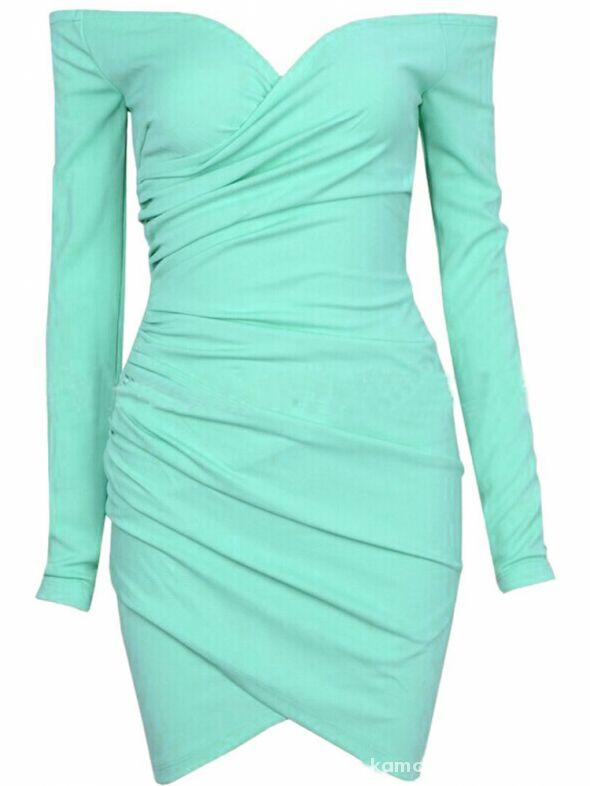Ubrania dopasowana sukienka