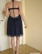 Sukienka bez pleców z cekinami ASOS LIPSY H&M