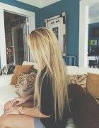 BLONDE HAIR cuuudne