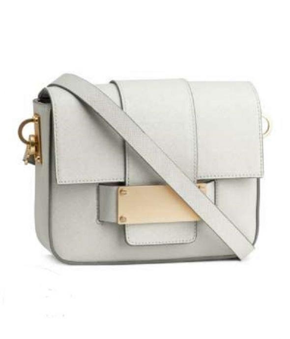 H&M szara torebka