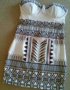Sukienka aztecka aztec