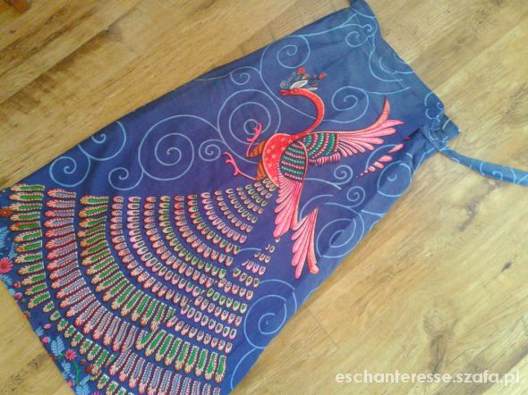 Spódnice Afrykańska spódnica maxi batik