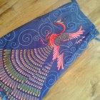 Afrykańska spódnica maxi batik