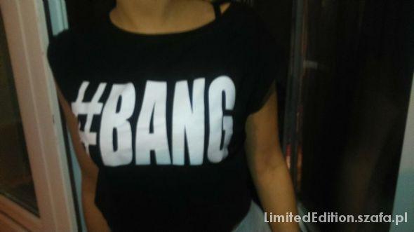 koszulka bang