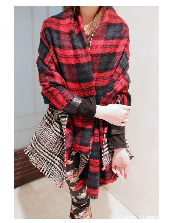 Zara krata blanket blogerski
