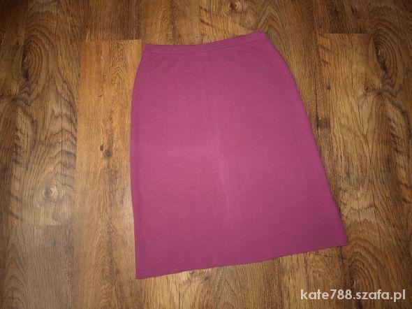 Spódnice Jeżynowa spódnica 44